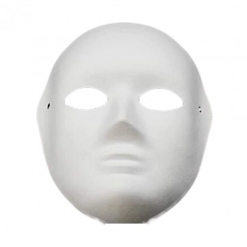 Recycled Cellulose Mask Full Face