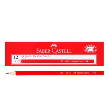 Faber Castell 1323 Blacklead 2B Pencil