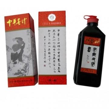 Zhong Hua Black Chinese Ink 250ml