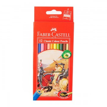 Faber Castell Classic Colour Pencils