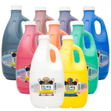 Global Primary Choice Junior Artist Colours 2 Litres