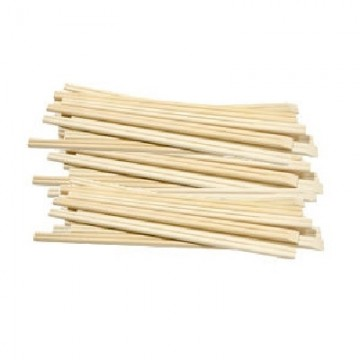 Wooden Disposable Chopsticks (100 pairs/packet)