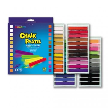 Mungyo Chalk Pastels (48 colours)