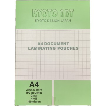 Laminating Pouch (100 sheets/box)