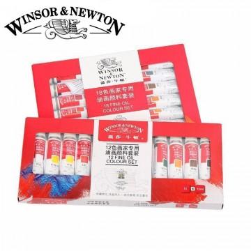 Winsor & Newton Oil Colour Set