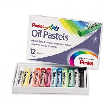 Pentel Oil Pastels