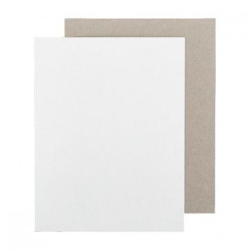 White Cardboard 300gsm