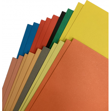 Double Sided Two-Colour Paper 27cm x 39cm (10 sheets/packet)