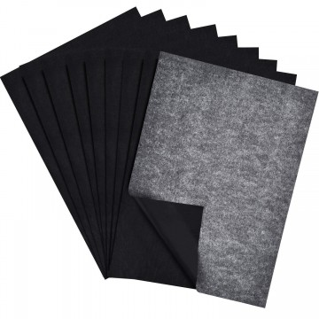 Black Carbon Paper A4 (100 sheets/packet)