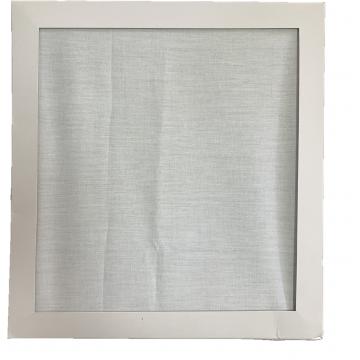 Batik Cardboard Frame with Poplin Cloth