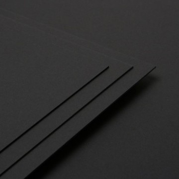 Black Construction Paper 130gsm