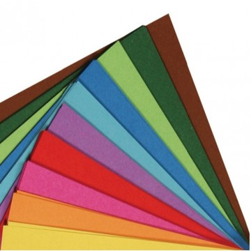 Coloured Paper 12cm x 12cm (40 sheets/packet)