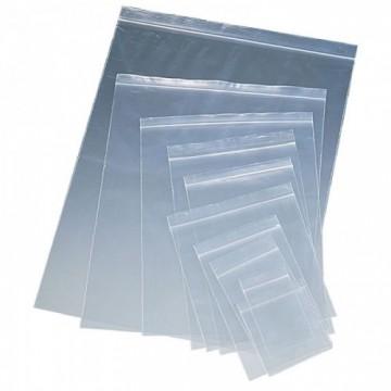 Plastic Ziplock Bag (100 pieces/packet)