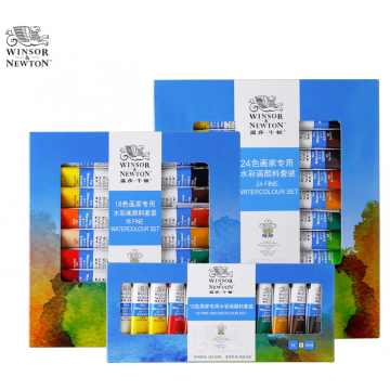 Winsor & Newton Watercolour Set