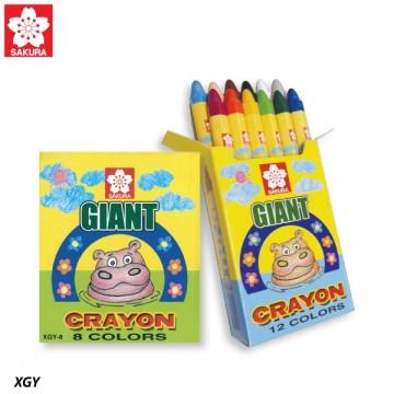 Sakura Giant Crayons